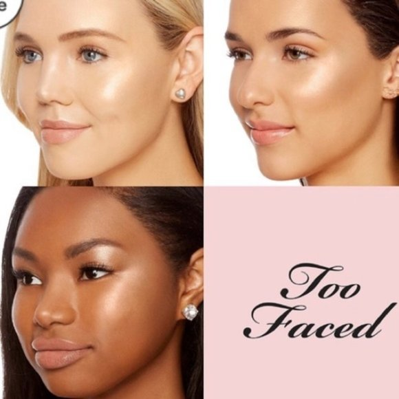 Too Faced Youre So Jelly Highlighter Champagne NWT